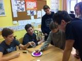 Pokusy s vodou - projekt WAU