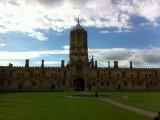 Pozdravy z Oxfordu