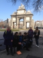 Cesta do Španělska - den druhý - Madrid