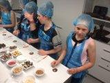 Přivítání v naší partnerské škole v Šiauliai
