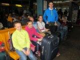 Comenius odjíždí z Polska