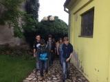 Erasmus + poznává Bechyni