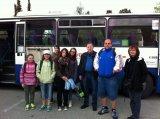 Projekt Comenius v Německu - 1. den
