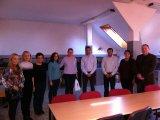 Projekt WAU - společné setkání zúčastněných zemí