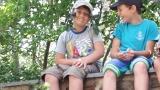 Čtvrťáci v Chýnovských jeskyních