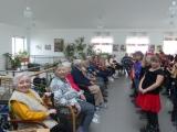 Čertíci v domově pro seniory