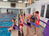 Plavání 2. a 3. třídy