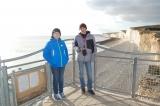 Pozdravy z chladné a větrné Anglie, den 2