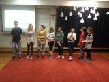 Druhý den na litevské škole