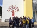 3. den výpravy do Portugalska