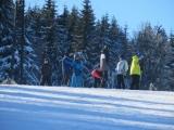 Lyžařský výcvik - 4. den