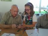 Malujeme s babičkou nebo dědečkem