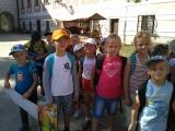 Výlet do Třeboně 1. a 2. třídy