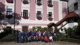 Čtvrťáci v Třeboni