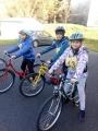 Čtvrťáci na dopravním hřišti