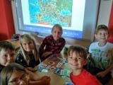 Třeťáci na výletě Evropou
