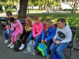 Třeťáci v Praze