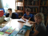 Čtenářský klub v knihovně