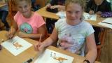 Zvířata ze ZOO ve škole