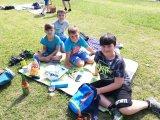 4. A piknik v trávě