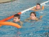 Plavecký výcvik zahájen