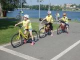 Na kole bezpečně !!!