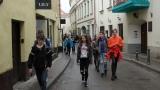 Druhý den programu výměnného pobytu v Litvě